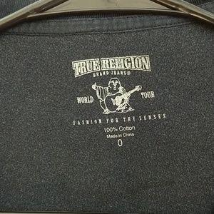 True Religion Tops - True Religion Women's Long Sleeve V Neck Top 0 S